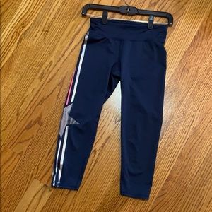Girls athletic leggings